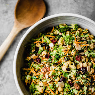 Broccoli Chickpea Salad Recipes.