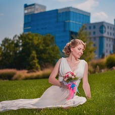 Wedding photographer Dmitriy Garnik (DmitriyGarnik). Photo of 17.10.2015