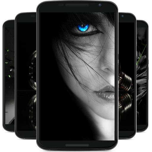 black wallpaper 1.5 screenshots 1
