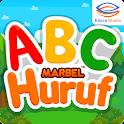 Marbel Belajar Huruf Alfabet icon