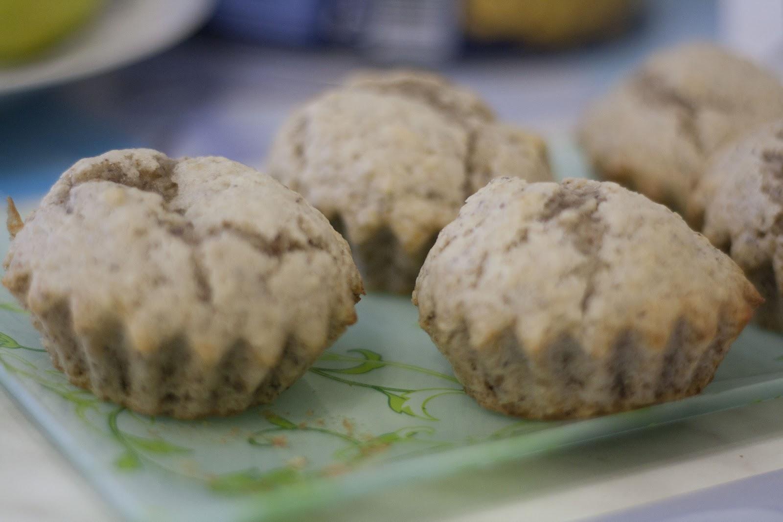 Рецепт горіхових кексів
