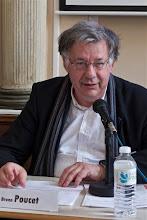 Photo: Bruno Poucet, professeur de l'histoire de l'éducation à l'Université de Picardie