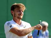 US Open : David Goffin préface son duel avec Marin Cilic