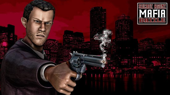 Secret Agent Mafia Battle - náhled