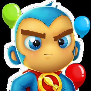 super monkey balloon 2