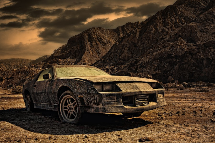 Abandoned... by Jon de Guzman Jr - Transportation Automobiles
