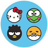 Hello Sanrio Animated Emoji