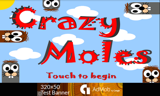 Crazy Mole