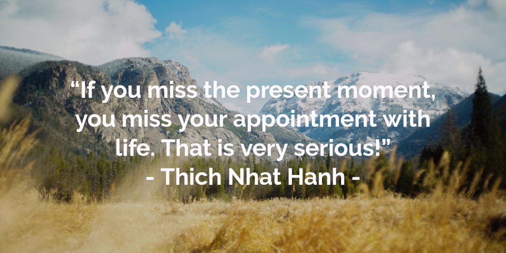 Mindfulness quotes (List)