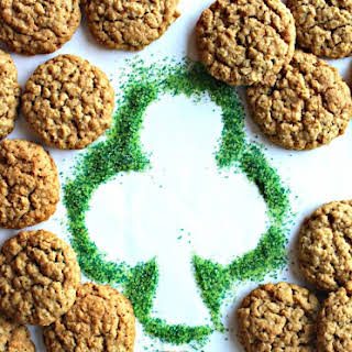 Irish Oatmeal Cookies Recipes.