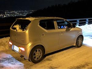 アルト HA36S x    4WDのカスタム事例画像 ryoさんの2018年12月02日07:56の投稿