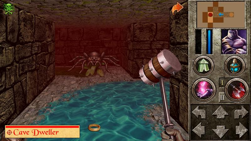 The Quest - Caerworn Castle Screenshot 3