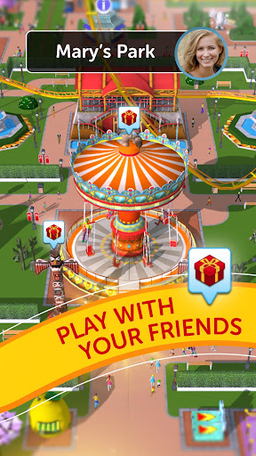 Cheat RollerCoaster Tycoon Touch Mod Apk, Download RollerCoaster Tycoon Touch Apk Mod 5