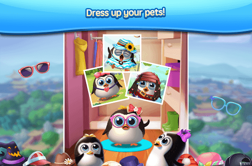 Bubble Penguin Friends apkpoly screenshots 18