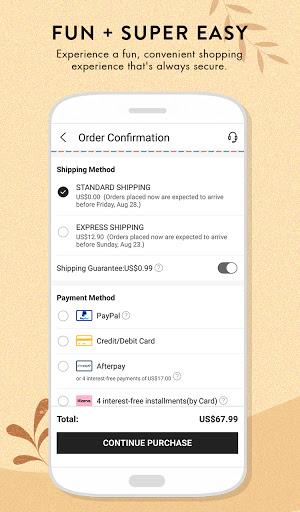 SHEIN-Fashion Shopping Online 7.2.4 Screenshots 8