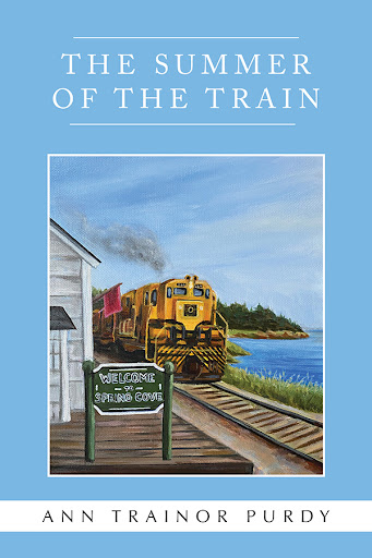 The Summer of the Train cover