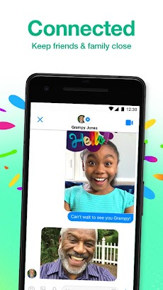 Messenger Kids – The Messaging App for Kidsのおすすめ画像4