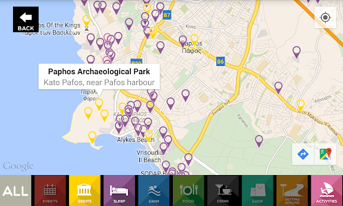 Paphos Travel Guide, Cyprus screenshot 4