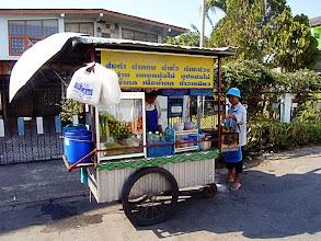 Photo: Street Food Cart