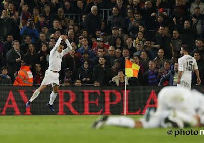 Zizou s'offre son premier Clasico grâce à Cristiano Ronaldo