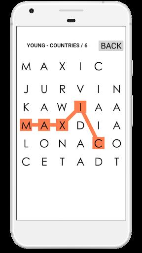 Word Search Classic 1.0.1 screenshots 5