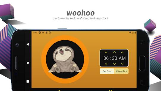 Woohoo Toddler Clock 3