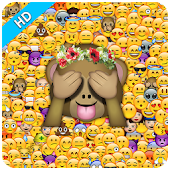 Emoji Wallpapers 🙈 🙉 🙊