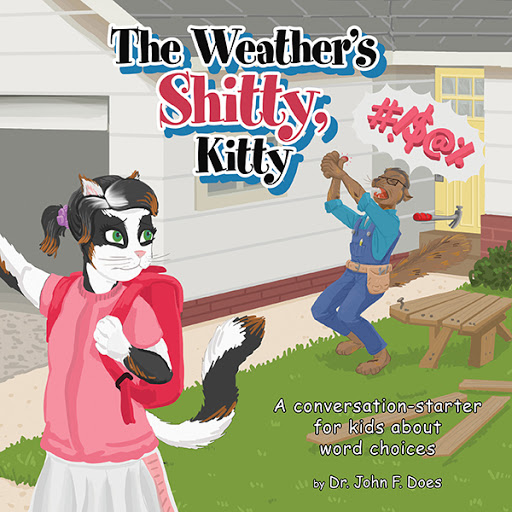 The Weather's Shitty, Kitty cover
