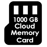 1000 GB Cloud Memory Card 1.9.0 (AdFree)