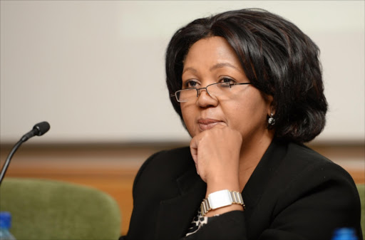 SABC Board Chairperson Ellen Tshabalala. Picture Credit: Gallo Images