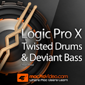 EDM Drums Course For Logic Pro