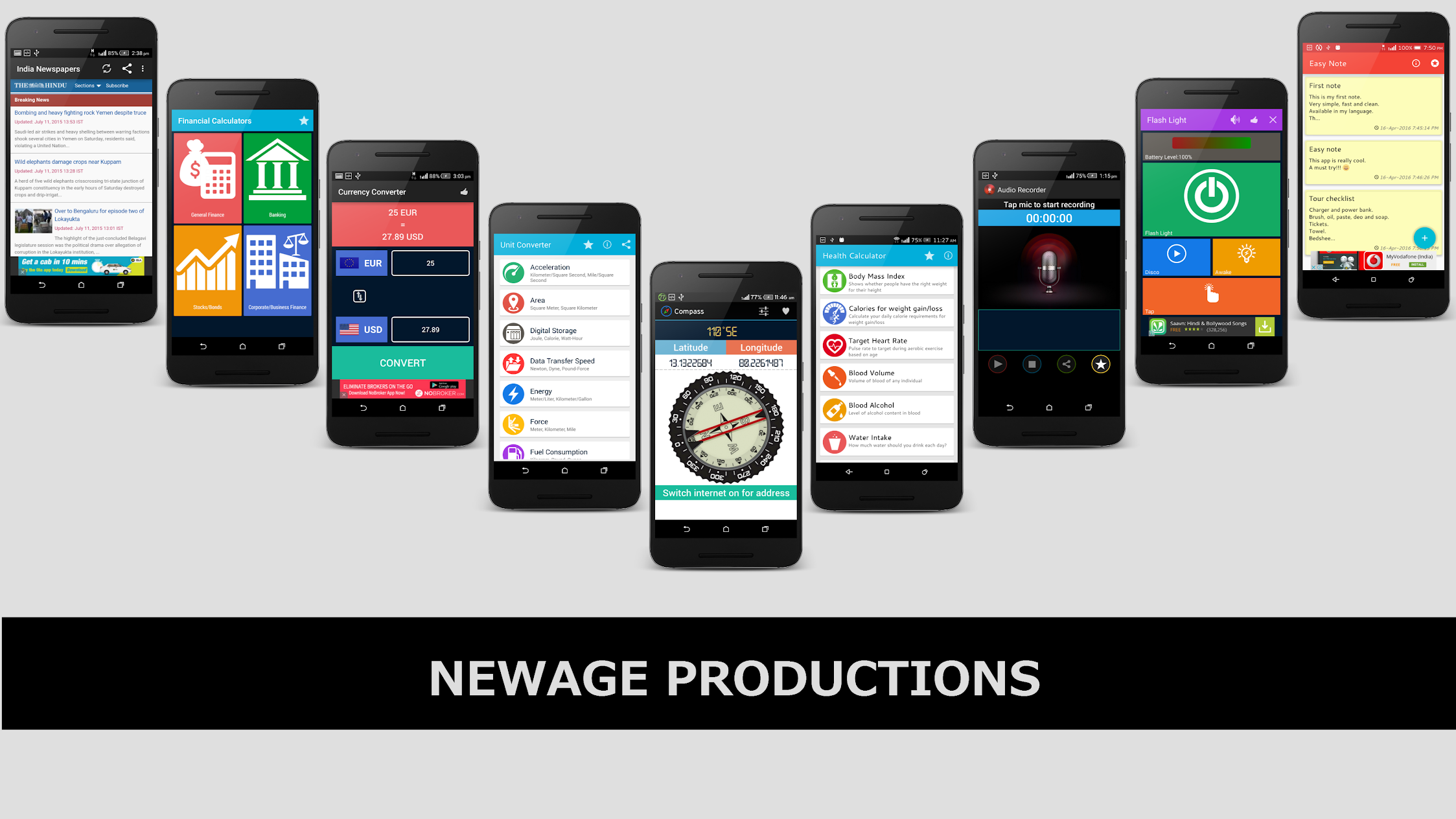 Newage Productions