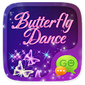GO SMS BUTTERFLY DANCE THEME icon