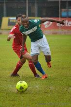 Photo: Sherrif Suma  [Leone Stars Vs. Equatorial Guinea, 7 Sept 2013 (Pic: Darren McKinstry)]