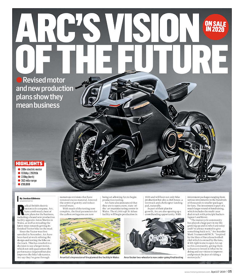 MCN Motorcycle News- screenshot