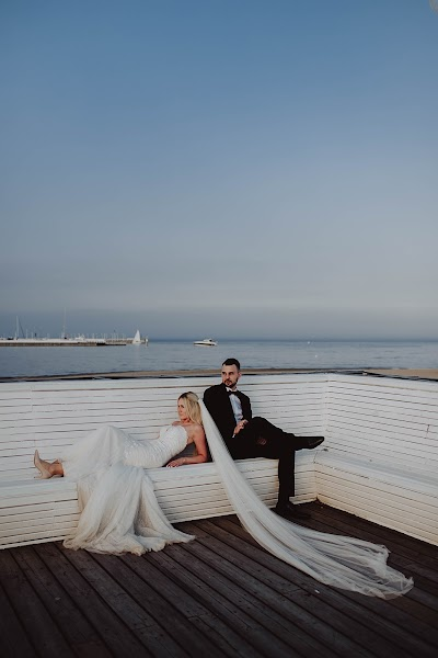 Wedding photographer Agnieszka Gofron (agnieszkagofron). Photo of 03.07.2019