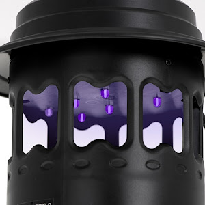 Lampa UV antiinsecte, 4W raza de acoperire 100 mp, Camry