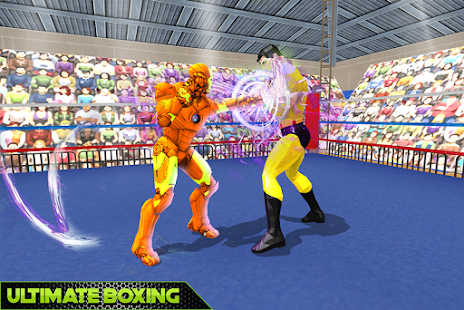 Super Hero Box - náhled