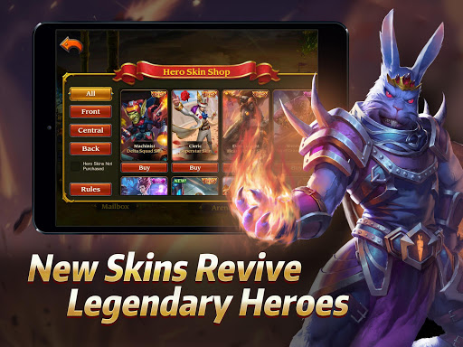 Heroes Charge HD apkslow screenshots 8