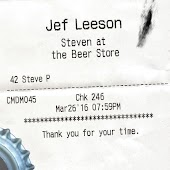 Steven at the Beer Store (Live)