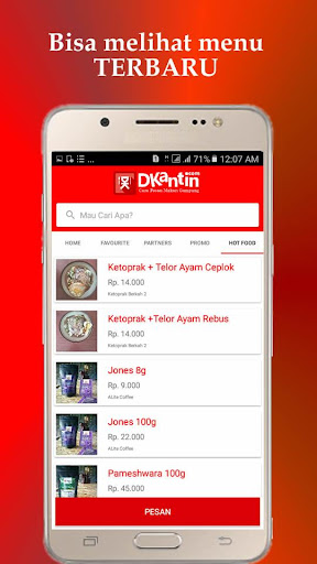 DKantin 0.7.7.1 screenshots 4