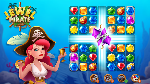Jewel Pirate - Treasure Hunter Legend  screenshots 7