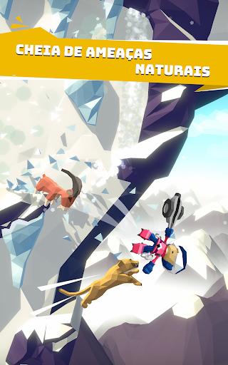 Hang Line: Mountain Climber screenshot 3