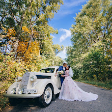 Wedding photographer Yuliya Pandina (Pandina). Photo of 26.09.2017