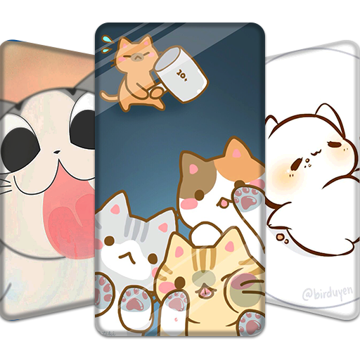 App Insights Cute Chibi Cat Wallpapers Hd Apptopia