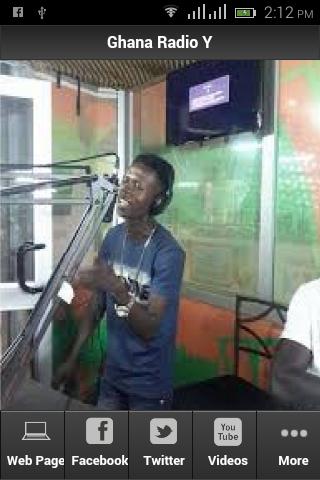 Ghana Radio Y