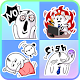 Ghost Office Life Emoji Stickers Download on Windows
