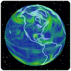 Live Earth Weather  3D Earth Weather Map icon