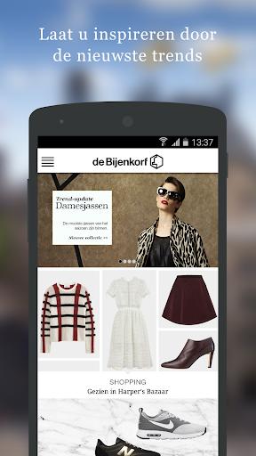 de Bijenkorf Android App