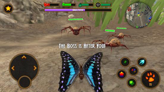 Butterfly Simulator screenshot